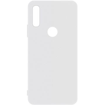 Матовый чехол Honor 9X (силиконовая накладка) White. Чехлы и Аксессуары для Honor 9X | SotaHata