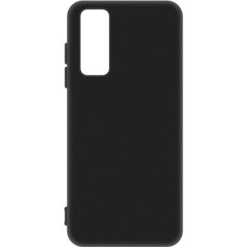 Матовый Чехол Huawei P Smart 2021 (силиконовая накладка) Black. Чехлы и Аксессуары для Huawei P Smart 2021 | SotaHata